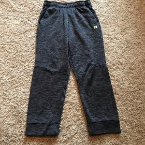 Boys large size 10/12 Russell sweatpants.